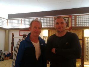 Philipp Bayer und Michael Kostyniuk